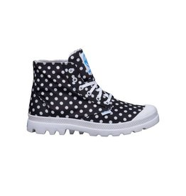 Palladium PALLADIUM PAMPA PUDDLE LT WP BLACK & WHITE