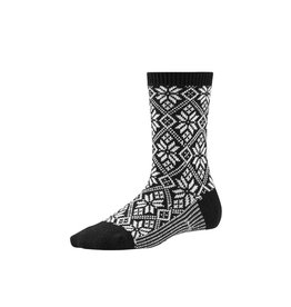 Smartwool SMARTWOOL TRADITIONAL SNOWFLAKE NOIR