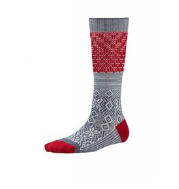 Smartwool SMARTWOOL  SNOWFLAKE FLURRY GRIS
