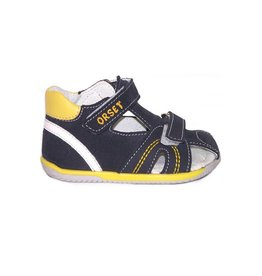 Lil Paolo LIL PAOLO LAS 1 NAVY & YELLOW