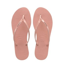 HAVAIANAS HAVAIANAS YOU METALLIC  PALE PINK