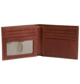 Johnston & Murphy JOHNSTON&MURPHY  SLIMFORD WALLET 46 12086 ACAJOU