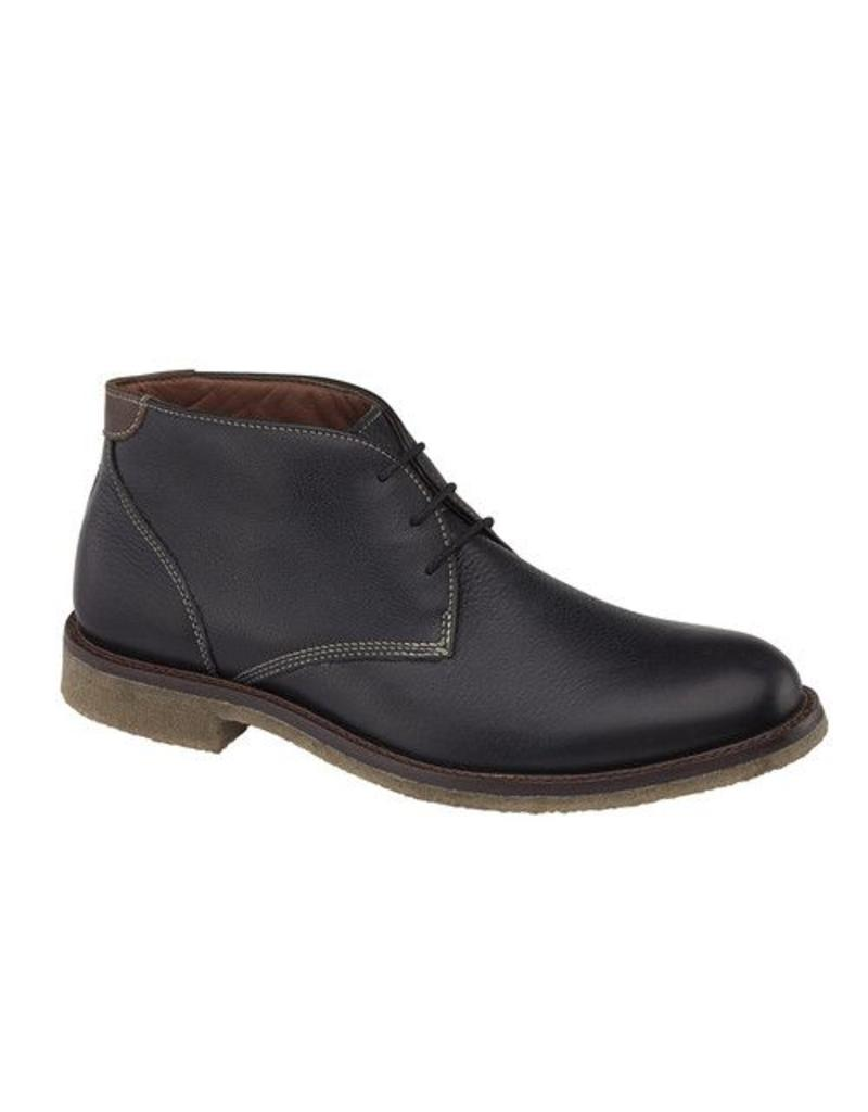 Johnston & Murphy Johnston & Murphy Copeland Chukka Noir  BOH1300008