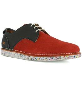 Art Metropolitan Shoes ART I MOVE ROUGE&NOIR