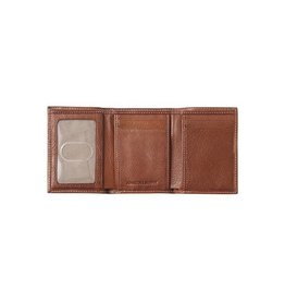 Johnston & Murphy JOHNSTON&MURPHY TRIFOLD  MAHOGANY