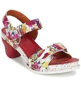 Art Metropolitan Shoes ART I ENJOY FLOWERS RED