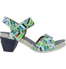 Art Metropolitan Shoes ART I ENJOY STRIPES BLUE