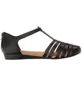 Rockport ROCKPORT GALWAY STRAPPY T BLACK