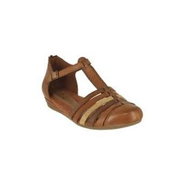 Rockport ROCKPORT GALWAY STRAPPY T TAN