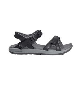 Bogs BOGS RIO LEATHER SANDAL NOIR
