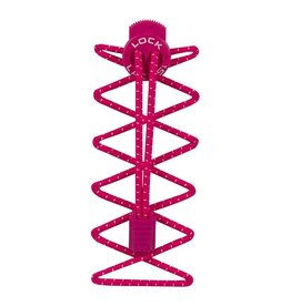 NATHAN  LACETS BUNGEE ROSE