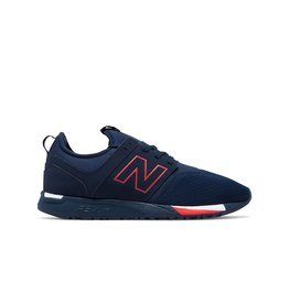 New Balance NEW BALANCE 247 MARINE&ROUGE