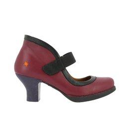Art Metropolitan Shoes ART HARLEM 1062 CHERRY & BLACK