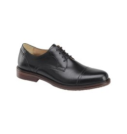 Johnston & Murphy JOHNSTON&MURPHY  RAMSEY CAP TOE BLACK
