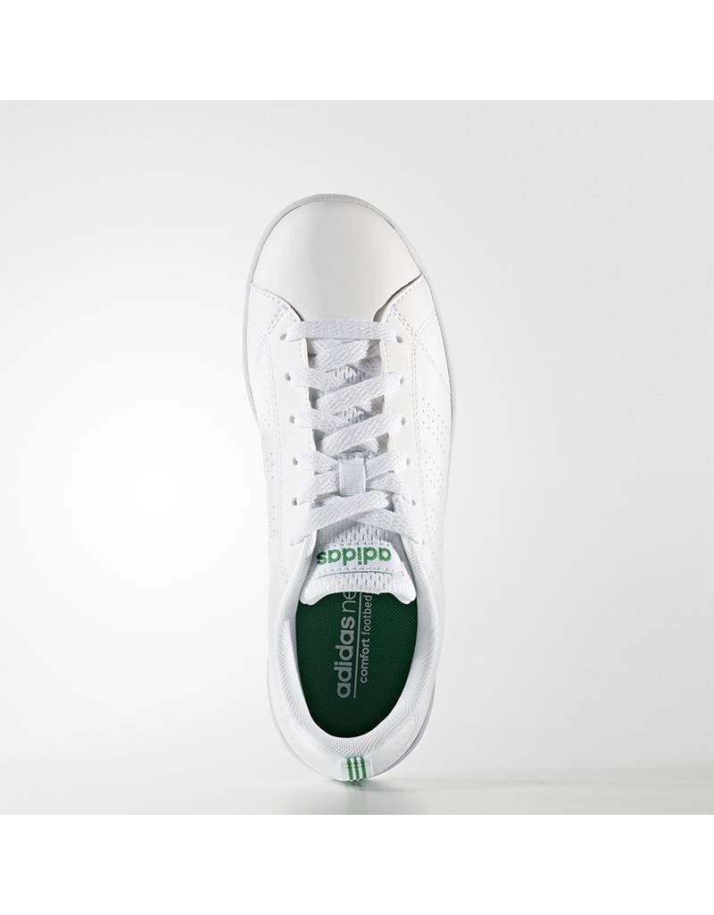 Adidas RUN4300007 ADIDAS ADVANTAGE CLEAN K BLANC