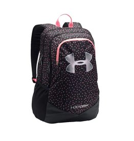 UNDER ARMOUR UNDER ARMOUR SCRIMMAGE BACKPACK BLACK&SILVER