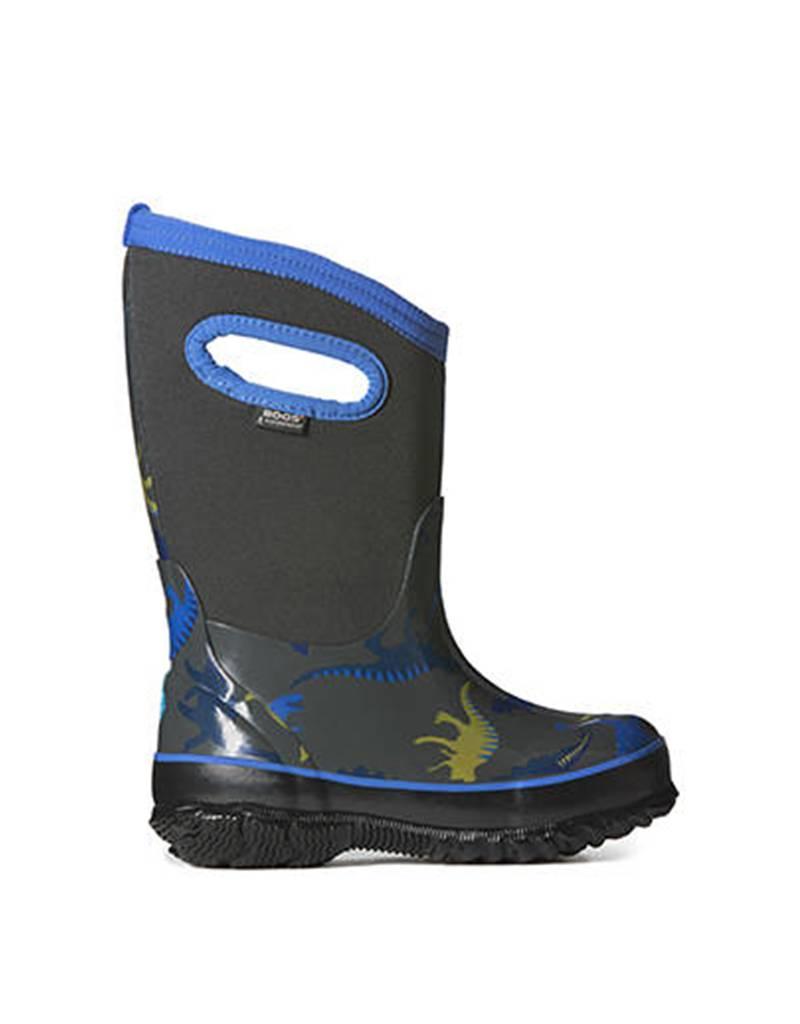 Bogs Bogs Classic Dino Noir & Bleu BHE1300027