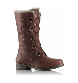 Sorel SOREL EMELIE LACE PREMIUM BROWN