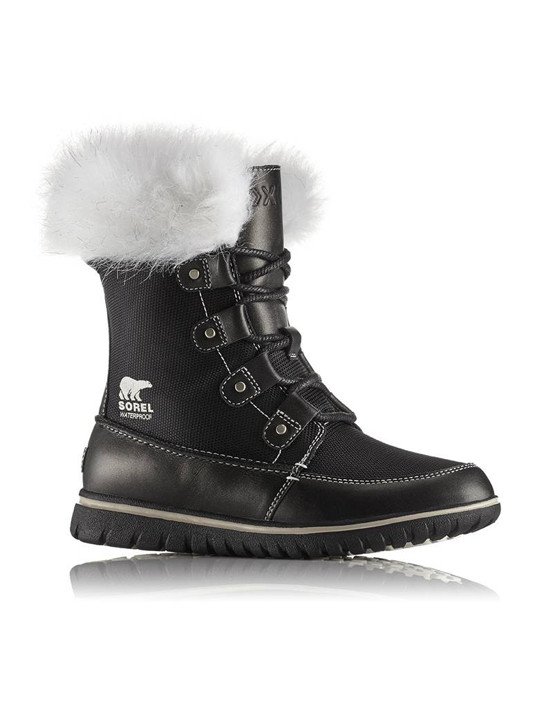Sorel Cozy Joan Noir 7mkMd