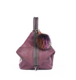 Joanel JOANEL CHLOE 2.0 PLUM & SMOKE BROWN