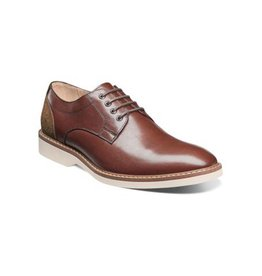 Florsheim FLORSHEIM UNION PLAIN TOE OXFORD BRUN