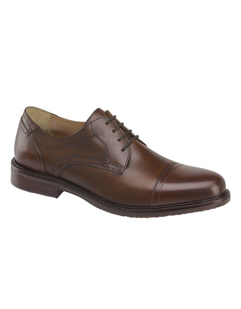 Johnston & Murphy STH3300012 JOHNSTON&MURPHY  RAMSEY CAP TOE TAN