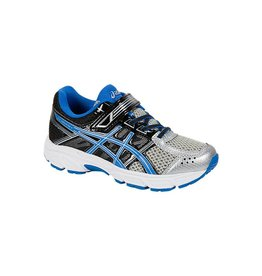 Asics ASICS PRE-CONTEND 4PS SILVER & BLUE