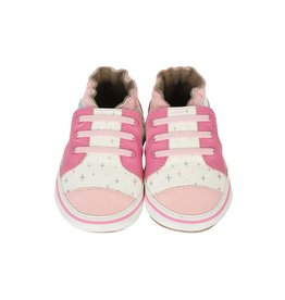 Robeez ROBEEZ TRENDY TRAINER ROSE