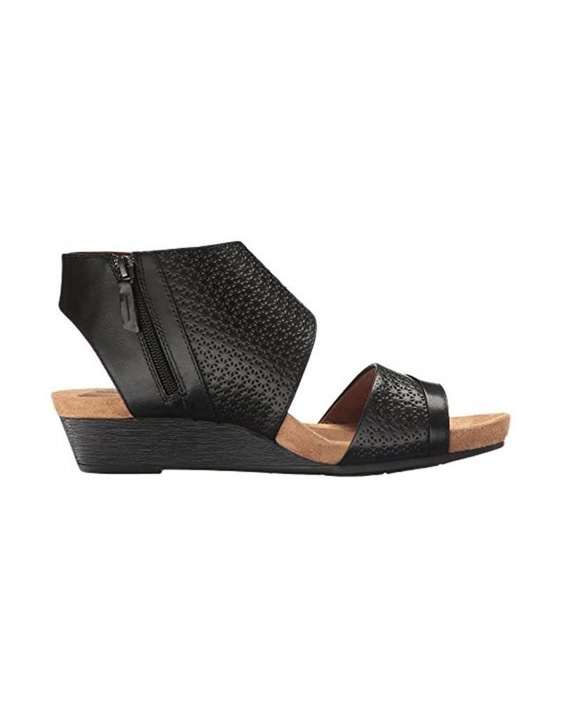 Rockport ZFF1300100 ROCKPORT HOLLYWOOD 2 PIECE CUFF NOIR