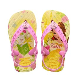 HAVAIANAS HAVAIANAS DISNEY PRINCESS BELLE YELLOW