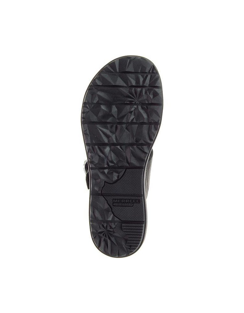 Merrell ZFF1300087 MERRELL AROUND TOWN BUCKLE SLIDE NOIR