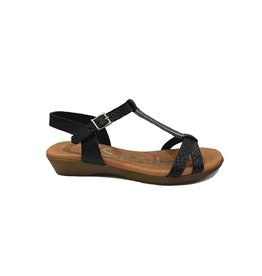 Oh my sandals ! OH MY SANDALS! M4 3748 BLACK