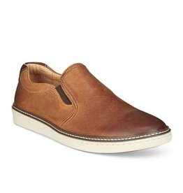 Johnston & Murphy JOHNSTON & MURPHY MCGUFFEY SLIP ON TAN