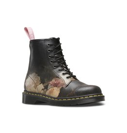 DR MARTENS Dr.Martens 1460 Power Corruption  Noir & Blanc