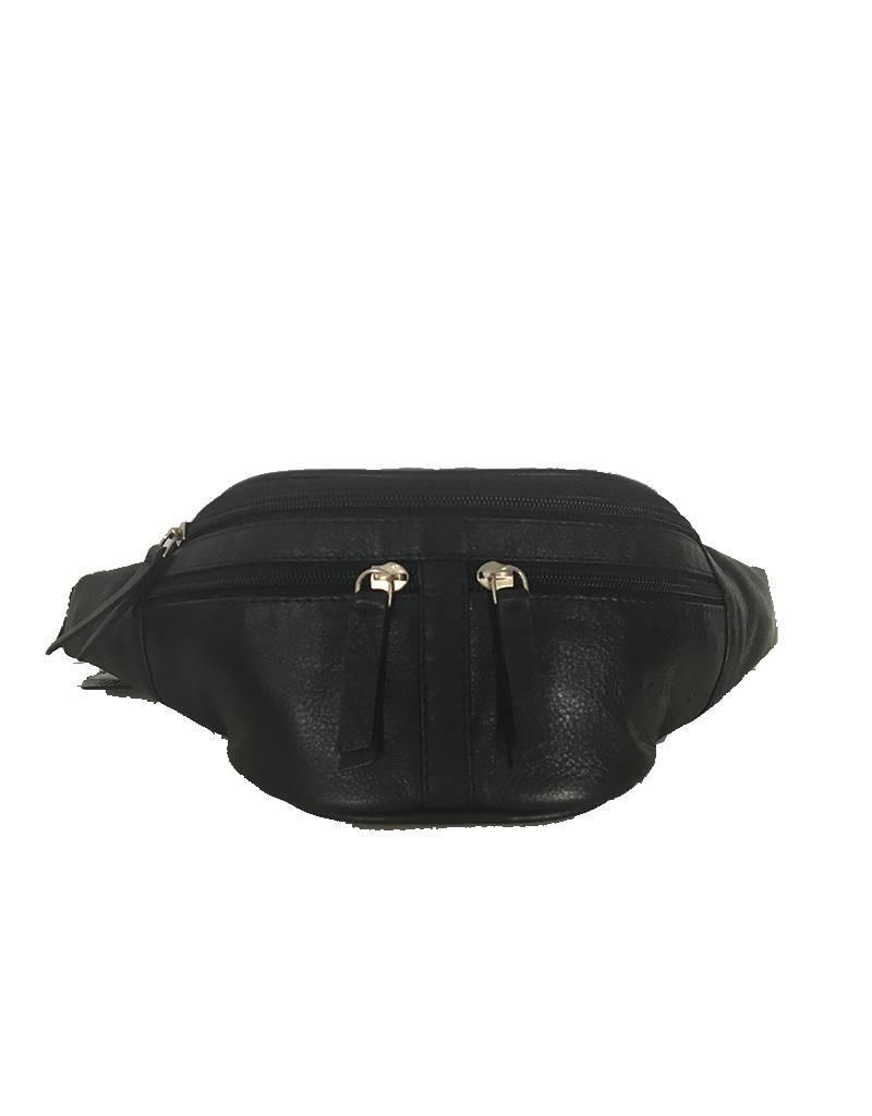 Criale Criale Fanny Pack #2825 Black  SAC1300101