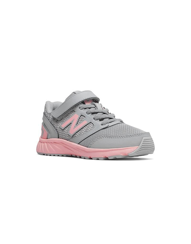 New Balance New Balance 455V1 Grey & Pink RUN7300075