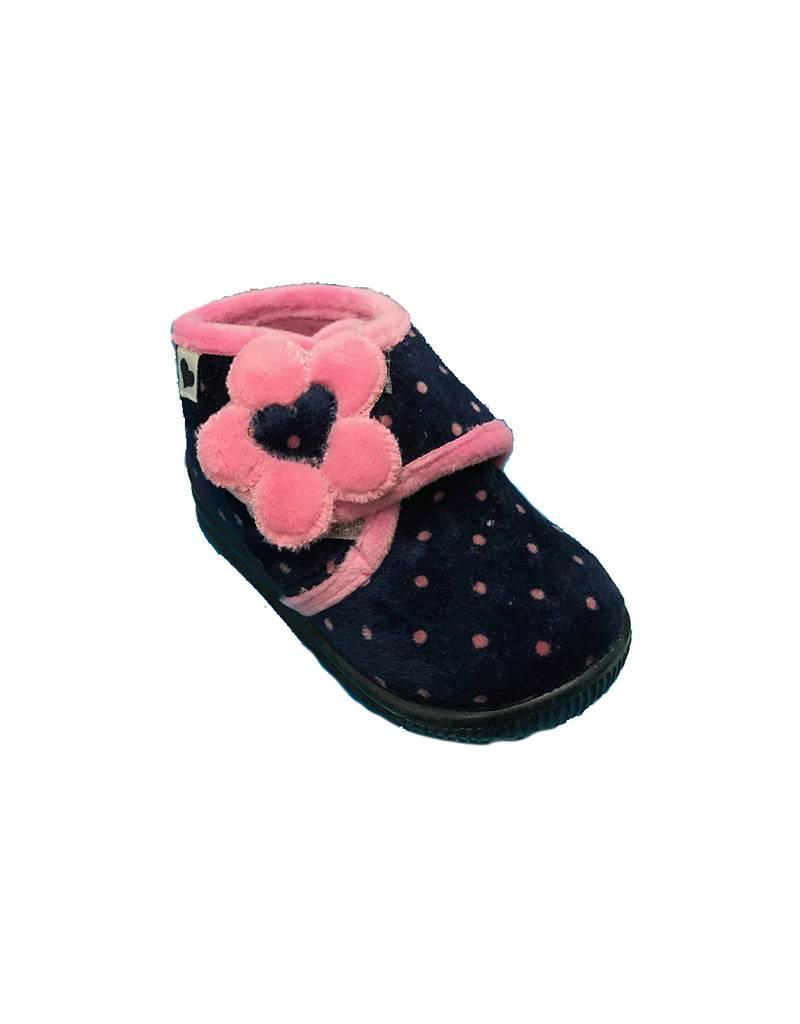 Ani 5501 Heart & Dots Blue & Pink PEE2300032