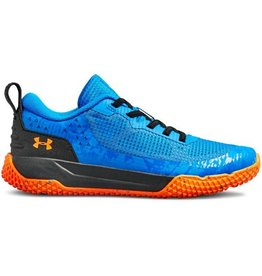 UNDER ARMOUR Under Armour Level Mainshock Orange & Blue 80$-90$
