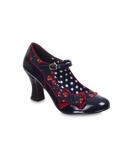 RUBY SHOO Ruby Shoo Camilla Navy & Red