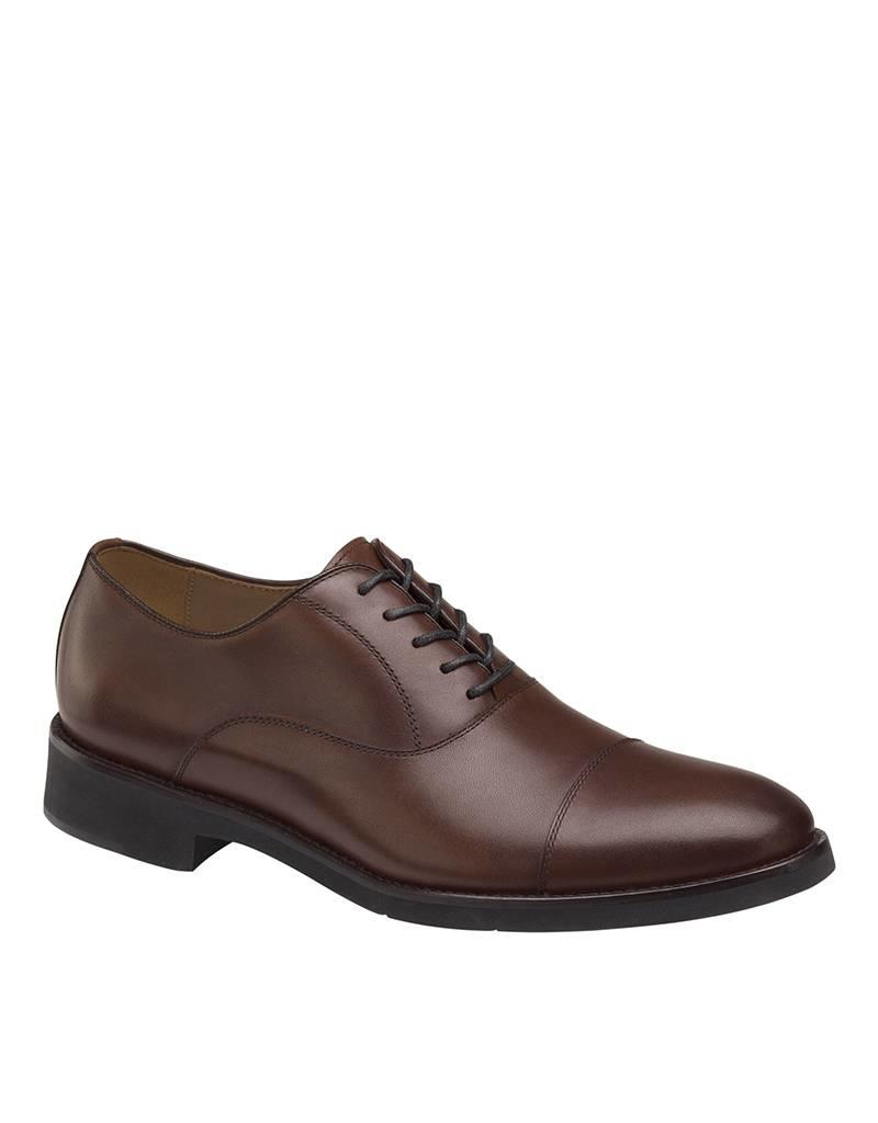 Johnston & Murphy Johnston & Murphy Carlson Cap Toe Chêne STH3300018
