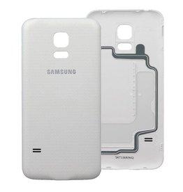 S5 White Back Cover
