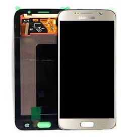 S6 Gold LCD