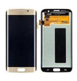 S7 Edge Gold LCD