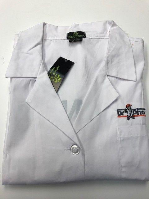 DPF Short Sleeve Lab Coats (X-Large)