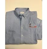 DPF Men Dress shirt (Lg)