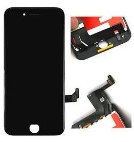 Ip7 Black Digitizer/LCD