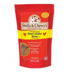 Stella & Chewy's Stella & Chewy's Chewy's Chicken Dinner Patties Grain-Free Freeze-Dried Dog Food