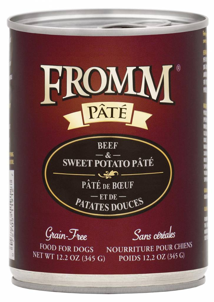 Is Fromm Cat Food Good