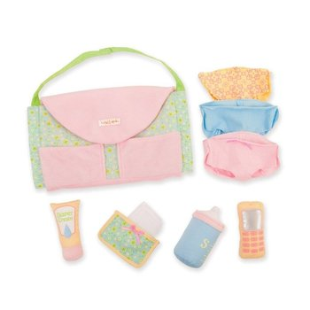 Baby Stella Doll Baby Stella Darling Diaper Bag