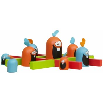 Blue Orange Blue Orange Game Gobblet Gobblers Wood
